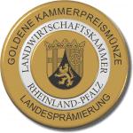Kammerpreismünze in Gold