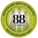best of riesling 88 Punkte